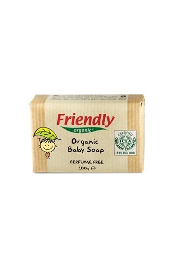 Organik Bebek Sabunu Parfümsüz-Friendly Organic